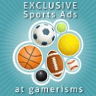 exclusive sports ads at gamerisms