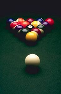 billiards glossary, quiz, trivia