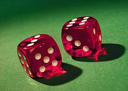 craps games glossary, lingo and jargon