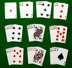 poker games glossary, multiplayer games