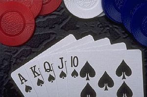 poker cards quiz
