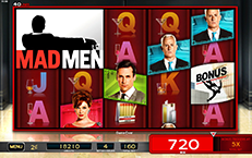 slot 2015, mad men