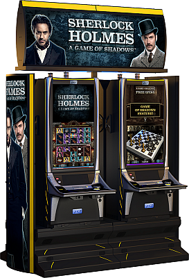 sherlock slot machines 2017
