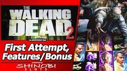 walking dead 2 slot machines 2017