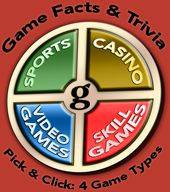 game facts and trivia by gamerisms