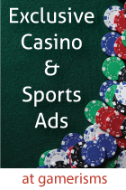 exclusive casino ads, hosted/sponsored content